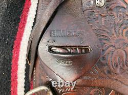 15 Vintage SIMCO Western Horse Saddle #8915