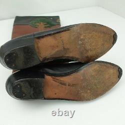 Beverly Feldman Horse Riding Women's Boots Size 9 M Vintage Made in Spain