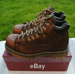 Brand New Vintage CRAZY HORSE Dr Martens Boots UK 11 Made in England