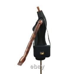 CELINE Shoulder Bag Horse Carriage Leather Navy Vintage Purse 90126341