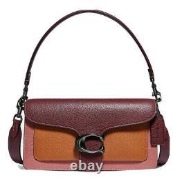 COACH Tabby $395 Block Shoulder Bag 26 Purse Vintage Pink Multi Style 76105 New