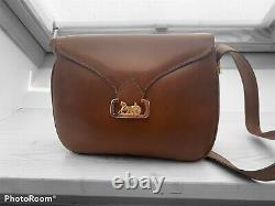 Celine Bag Horse Carriege vintage