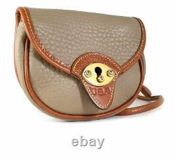 DOONEY & BOURKE Crossbody VTG USA Waist Bag Convertible Belt Bag EXCELLENT