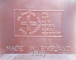 Dr. Martens Doc 939 England Rare Vintage Crazy Horse 1460 Boots UK 4 US 6