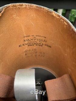 Equestrian Horse Riding Boots 1920-40s Manfield H. Kauffmann & Sons
