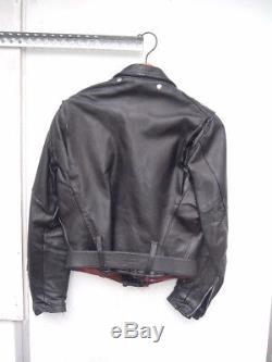 Harley Davidson Cycle Champ / Horse Hide / D Pocket/ Sz 42