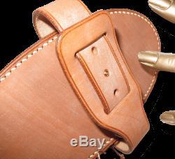 Hermes Vintage 1960s Leather/Silk Horse Soft Body Brush Rare
