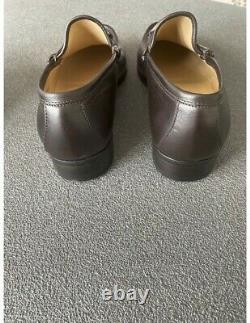 NEW Vintage Gucci Horse Bit Brown Loafers US Size 8.5/Italian Size 38.5