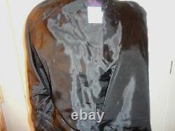 One-of-Kind, Vintage Beaded Horse Fringed Rhinestone Multi-Leather Bomber Jacket