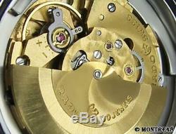 Rado Golden Horse Sport Swiss 1960 Vintage Men 36mm Stainless St Auto Watch JL90