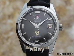 Rado Golden Horse Swiss Made 35mm Vintage Men Stainless St Auto 1960s Watch o5