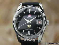 Rado Golden Horse Swiss Made Vintage 1960 Men Stainless St Automatic Watch AS75