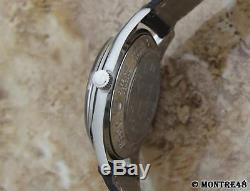 Rado Golden Horse Swiss Made Vintage Men 1960 Stainless St 35mm Auto Watch DE51