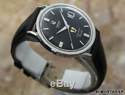 Rado Golden Horse Swiss Made Vintage Men 1960 Stainless St 37mm Auto Watch MC390