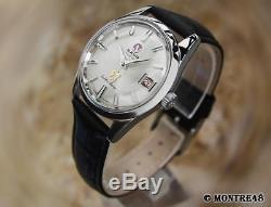 Rado Golden Horse Swiss Made Vintage Mens 35mm Stainless Steel Auto Watch DE36