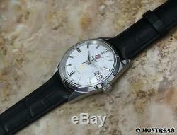 Rado Golden Horse Swiss Made Vintage Mens 35mm Stainless Steel Auto Watch JE250