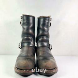 Red Wing 2268 Brown Core PT83 Engineer Boots Vintage 90's US 6 D used