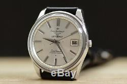Seiko Sportsmatic sea-horse Calendar 820 automatic watch from 60's