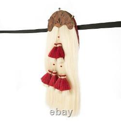 Sporran Antique vintage Inspired Dress Sporran Levy Ball Horse Hair