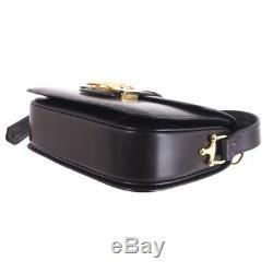 Vintage Celine Never Used Horse Carriage Handbag Shoulder Bag. NFV5197
