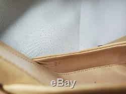 Vintage Gucci Heel Mule Slides with Horse Bit Size 39 A1