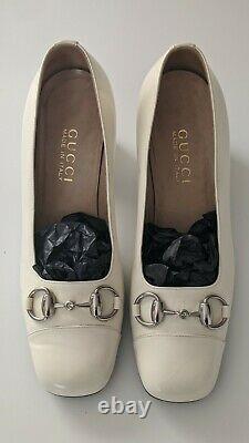 Vintage Gucci Horse Bit Shoes Size 37.5