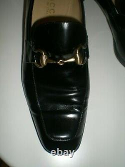 Vintage Gucci Horse bit Loafers Size UK 5.5 EU 38.5