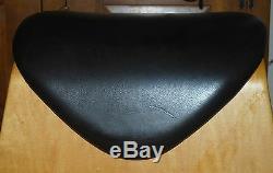 Vintage HAWORTH SHETLAND Rocking Horse stool ERGONOMIC CHAIR formed molded wood