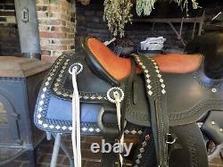 Vintage Parade Saddle Bridle Breastcollar