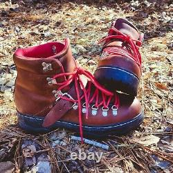 Vintage Polo Ralph Lauren Boots Men 8.5D Jaydan Alpine Outdoor Trail Hiking 90's