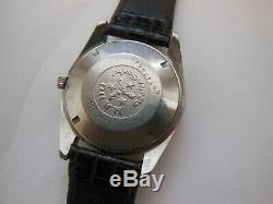 Vintage RADO PURPLE HORSE DAY/DATE AUTOMATIC MEN'S WATCH