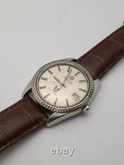 Vintage RADO Purple Horse 605.3245.4 Men's Automatic watch date ETA 2872 1980s