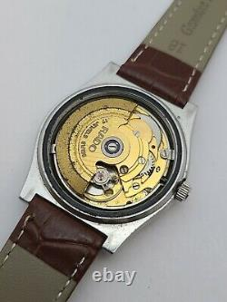 Vintage Rado Golden Horse 603.7918.4 Men's Automatic watch ETA 2879 day date 70s
