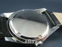 Vintage Seiko Sportsman Diashock Sea Horse Mens Stainless Steel Watch 957 1960