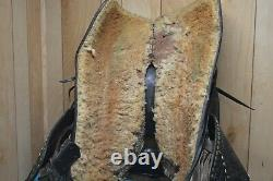 Vintage Western Silver Diamond Parade Saddle w 2 Breast Collars and Bridle